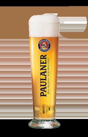 Paulaner Hefe-Weissbier non-alcoholic